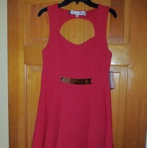 Ooma & Maude Red dress